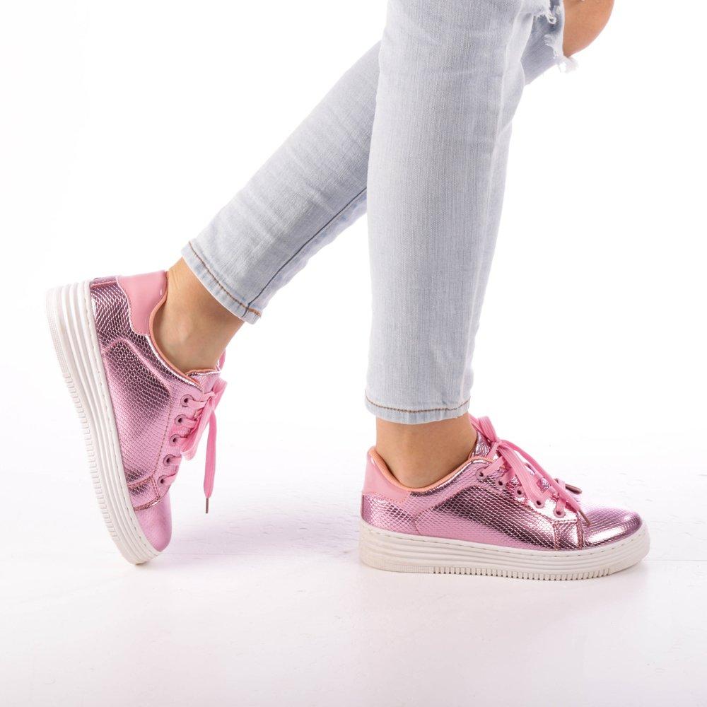 Pantofi sport dama Amaya roz