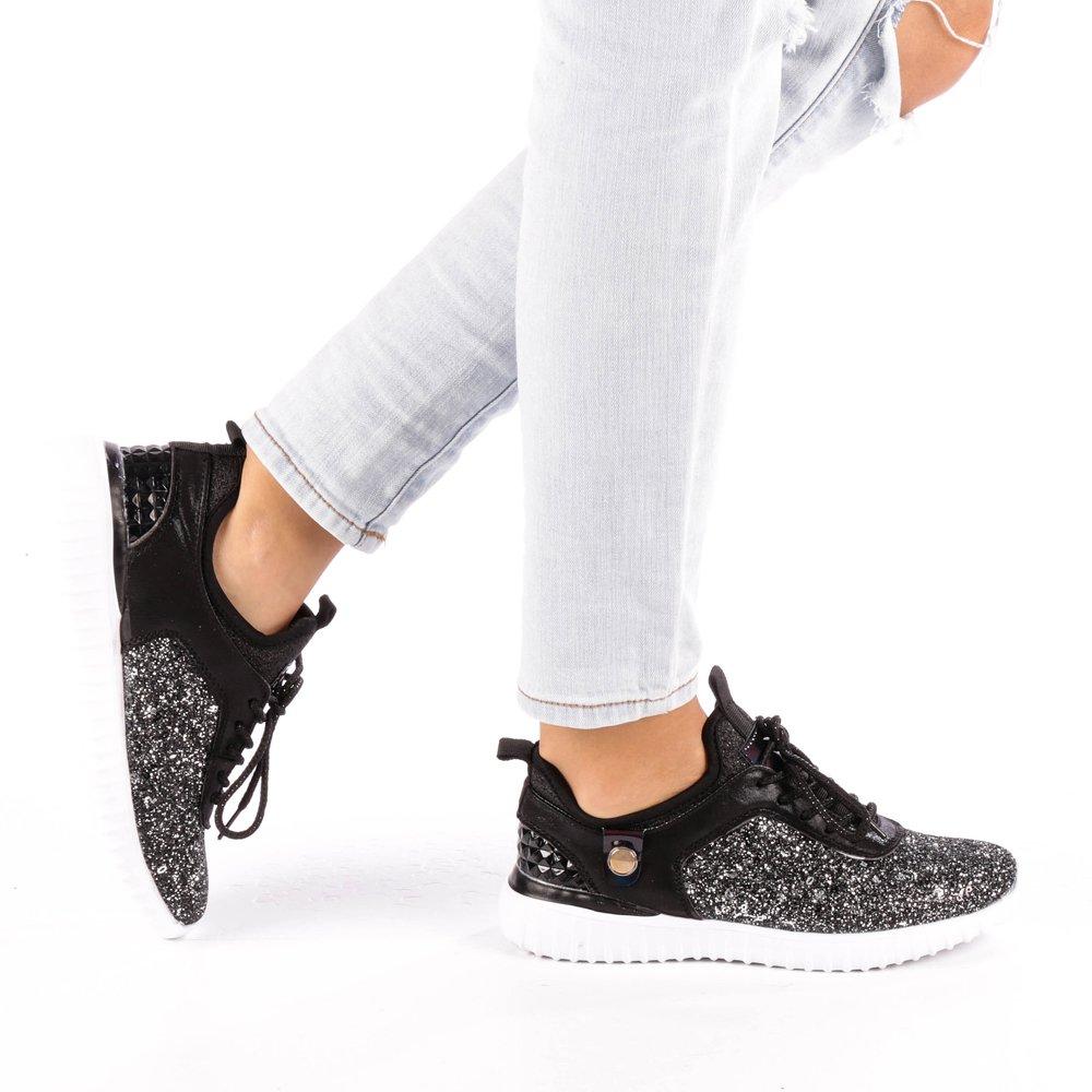 Pantofi sport dama Daciana negri