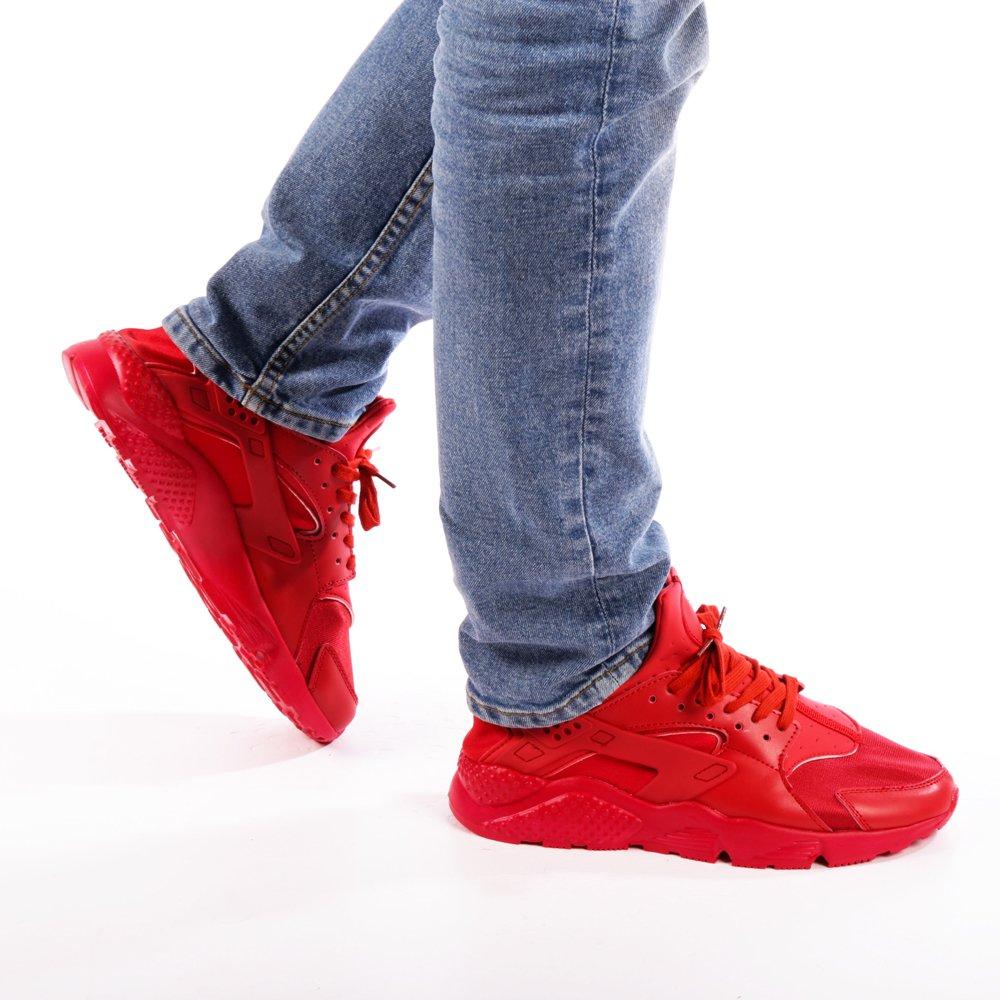 Pantofi sport barbati Torin rosii