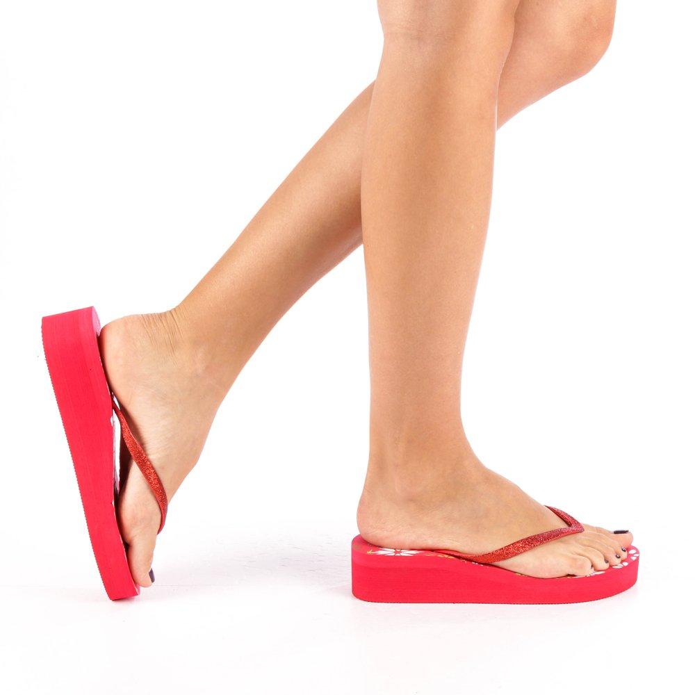 Papuci dama Grette rosii