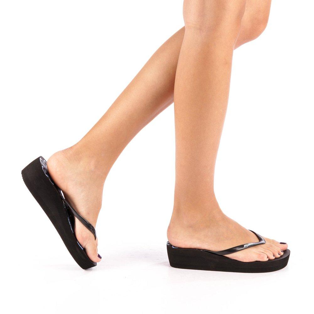 Papuci dama Freesia negri