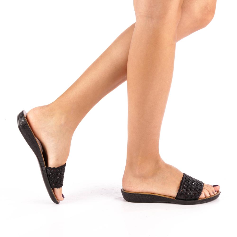 Papuci Dama Emma Negri