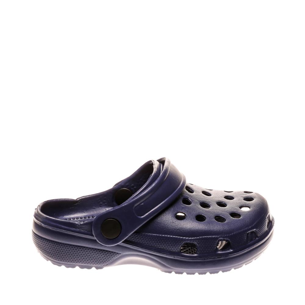 Papuci copii Demos albastru inchis