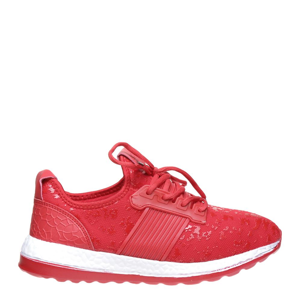 Pantofi sport barbati Damian rosii