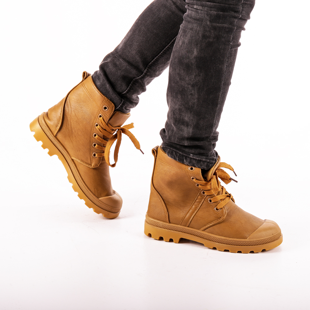 Pantofi sport copii Chaya khaki