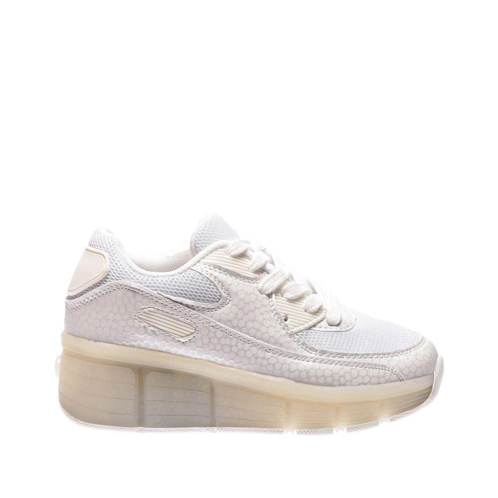 Pantofi sport copii Amit albi
