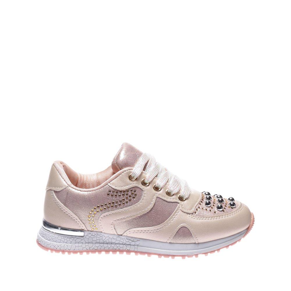 Pantofi sport copii Timeea roz