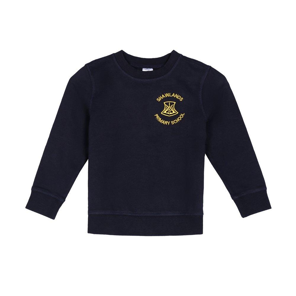 Pulover copii cu anchior School navy