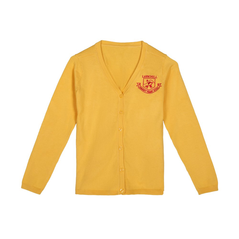Pulover copii cu anchior School galben