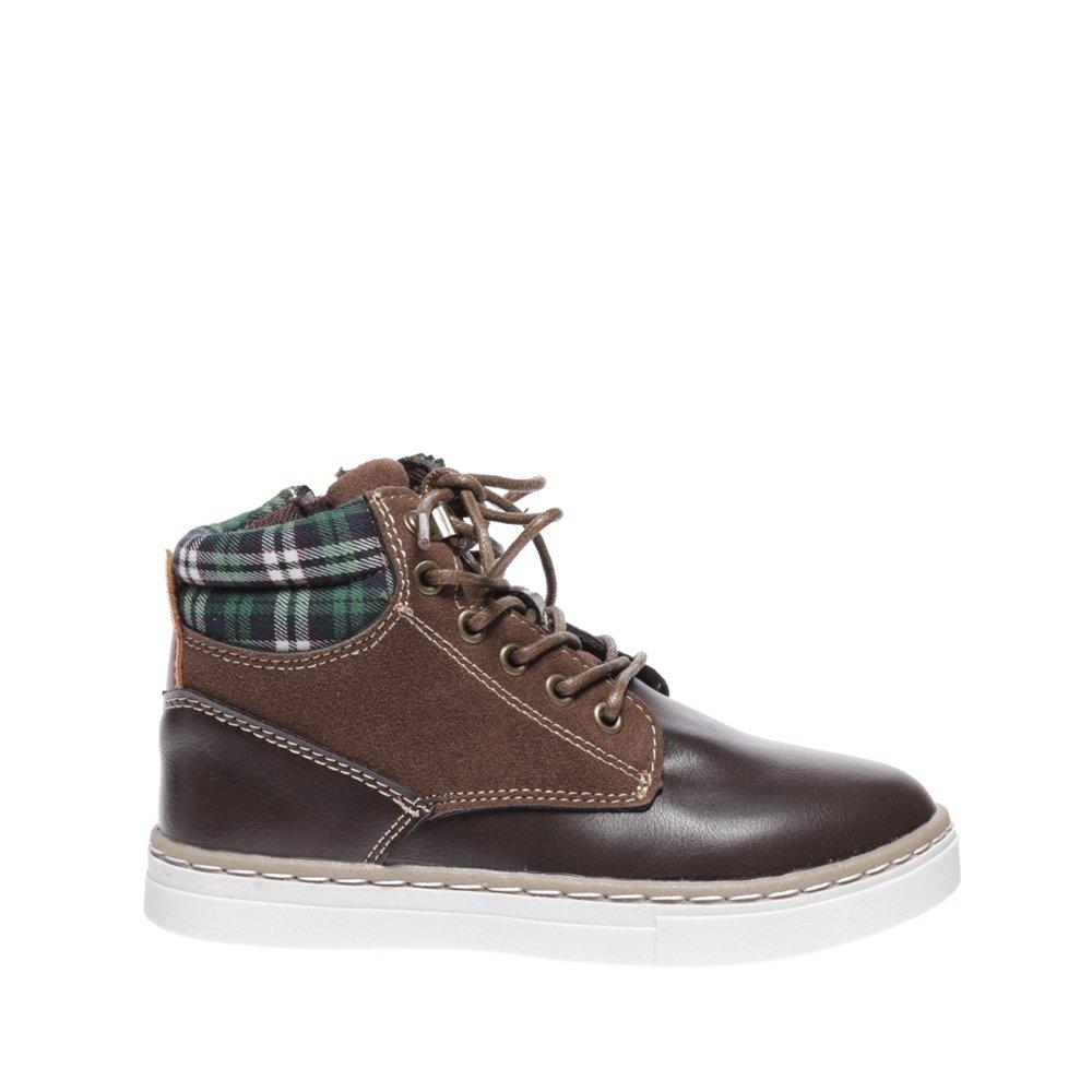 Pantofi sport copii Olympia maro