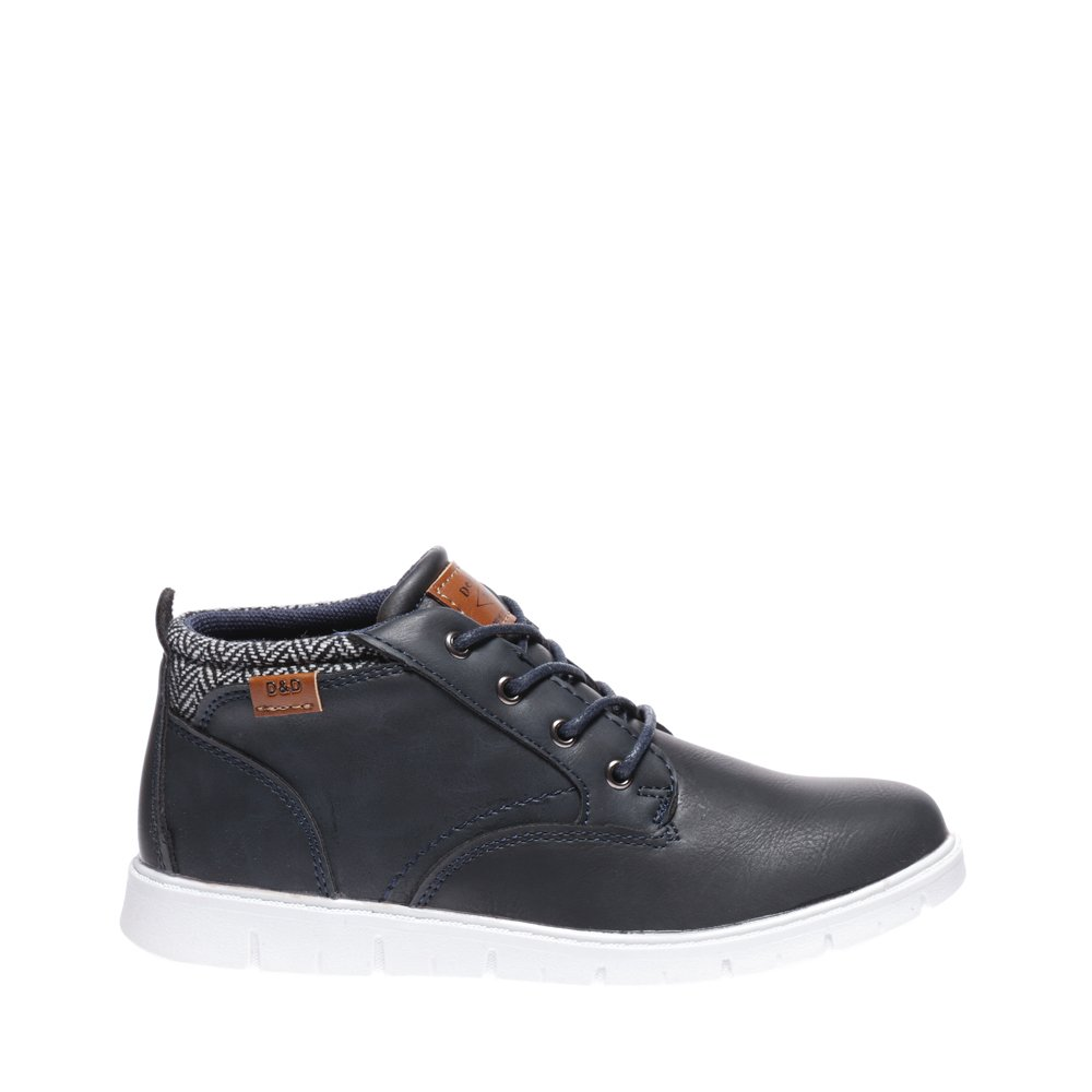 Pantofi sport copii Nicholeta albastri