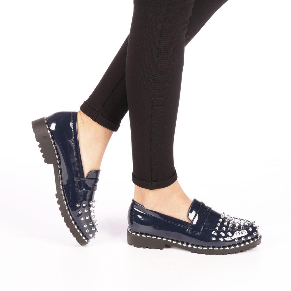 Pantofi dama Heba albastri