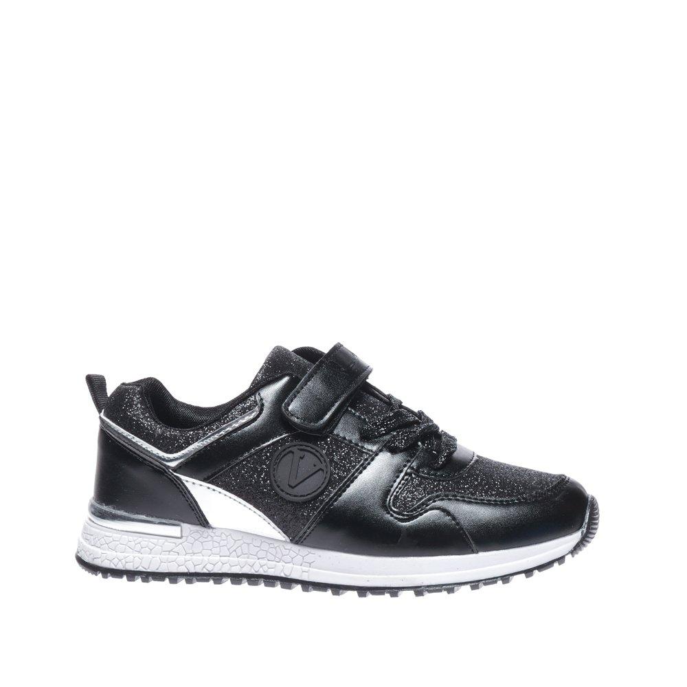 Pantofi sport copii Lorna negri