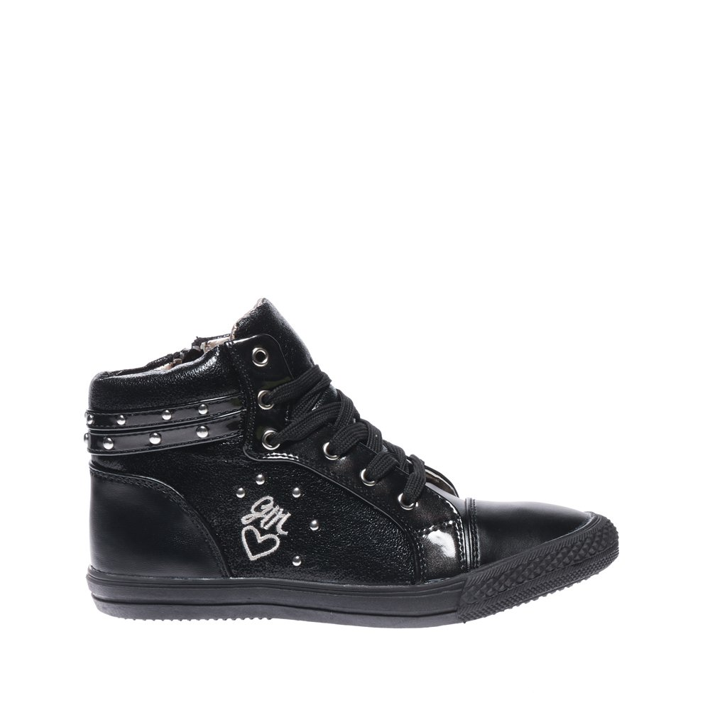Pantofi sport copii Narita negri