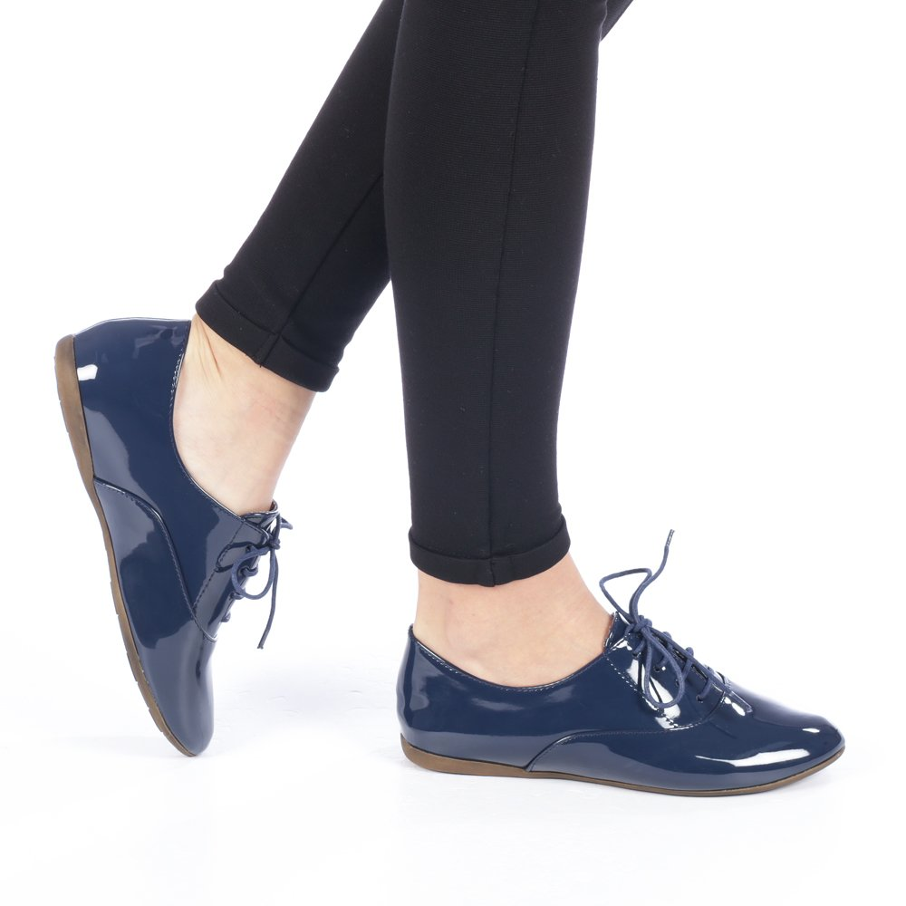 Pantofi dama Marila albastri