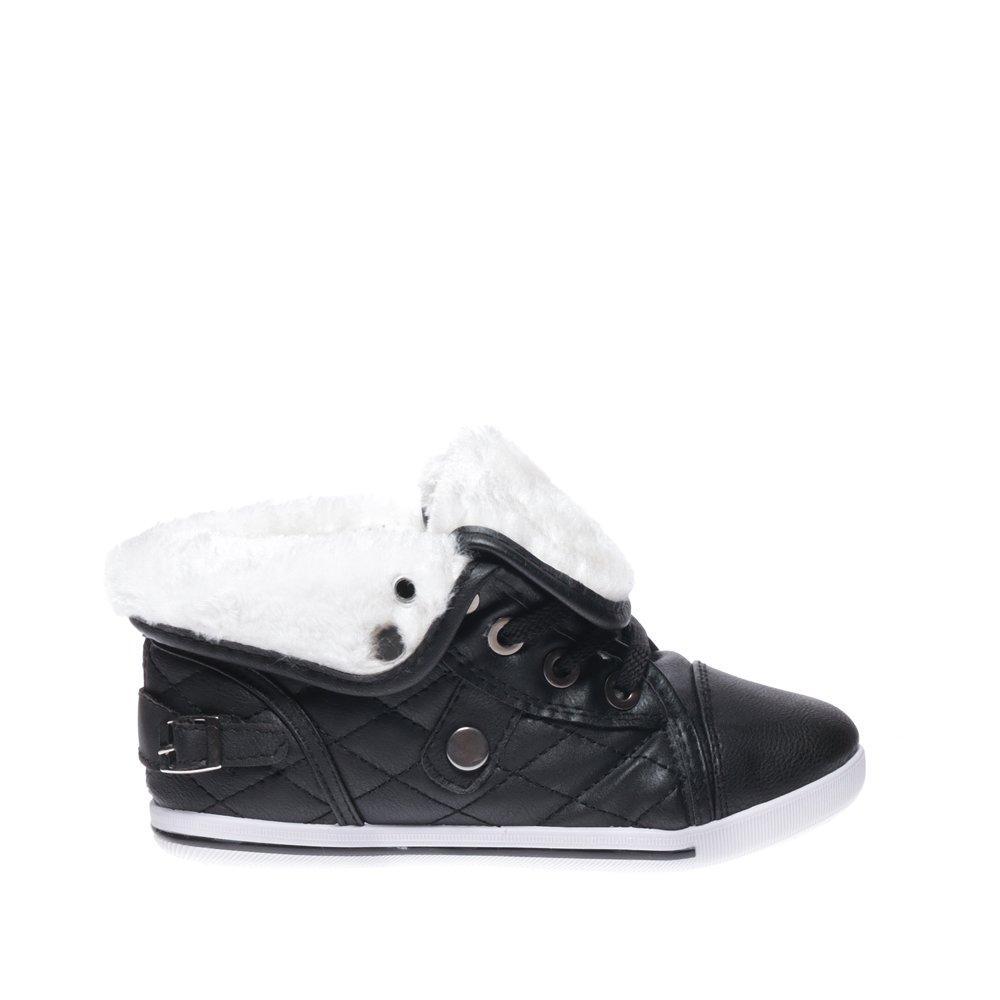 Pantofi sport copii Celinda negri