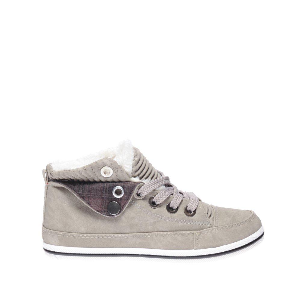 Pantofi sport copii Perseus gri
