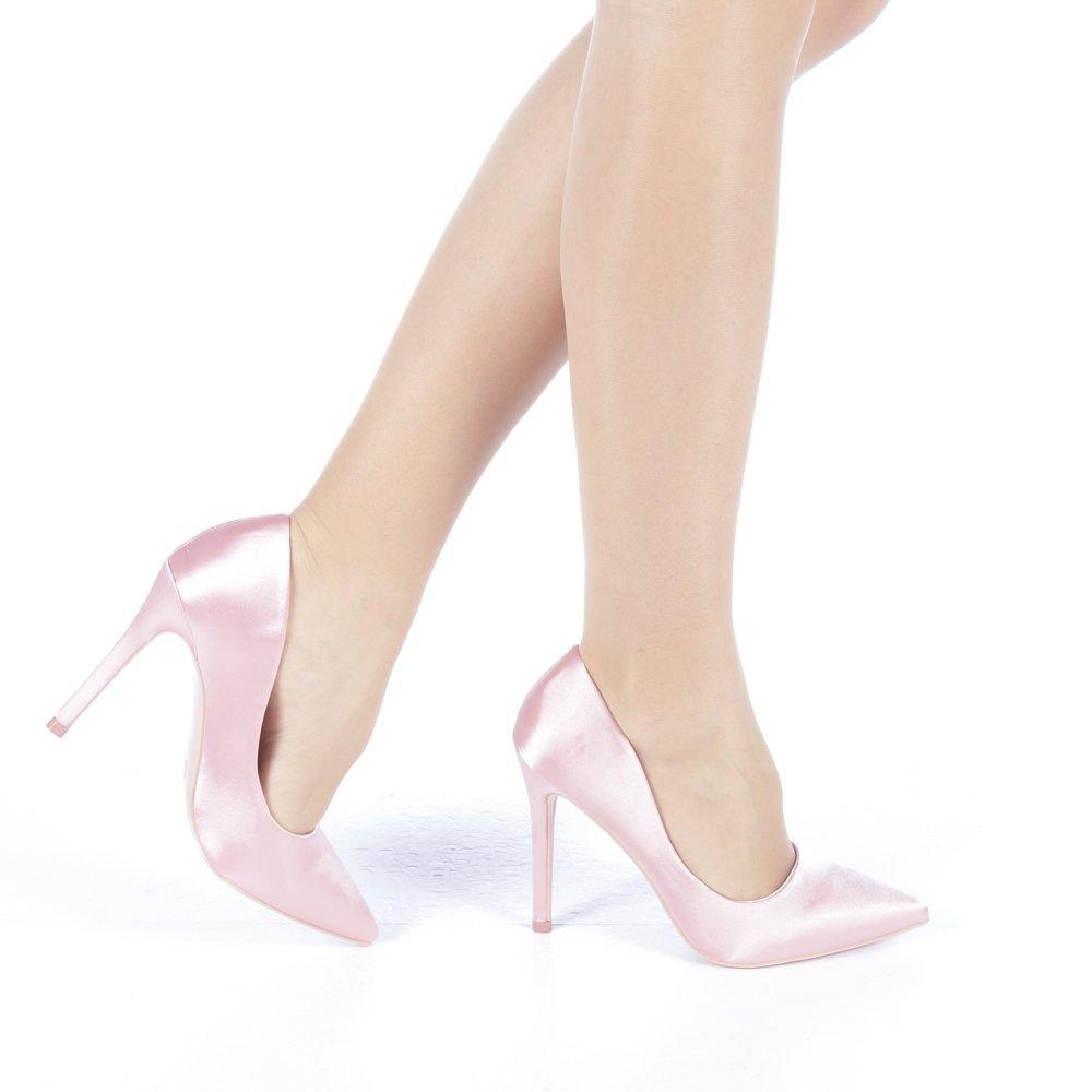 Pantofi dama Antonina roz