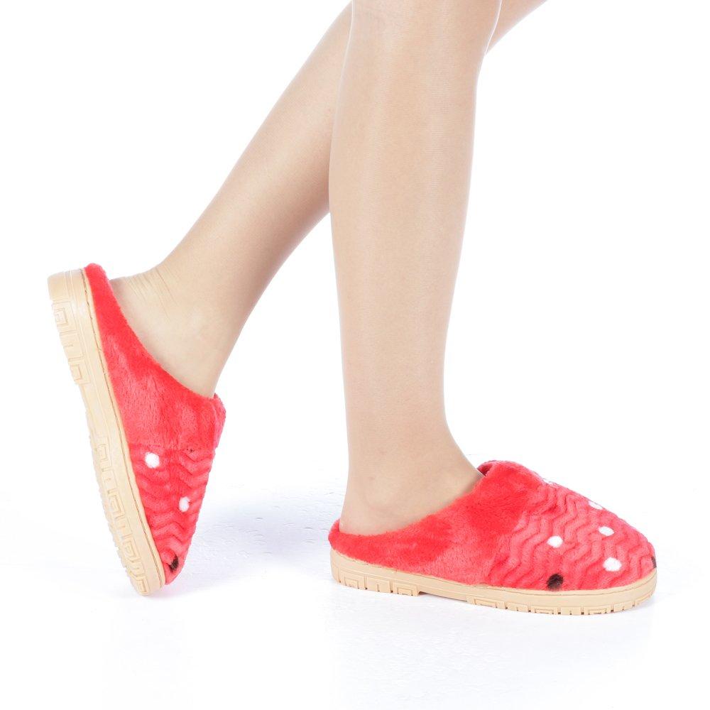 Papuci dama Agosa rosii