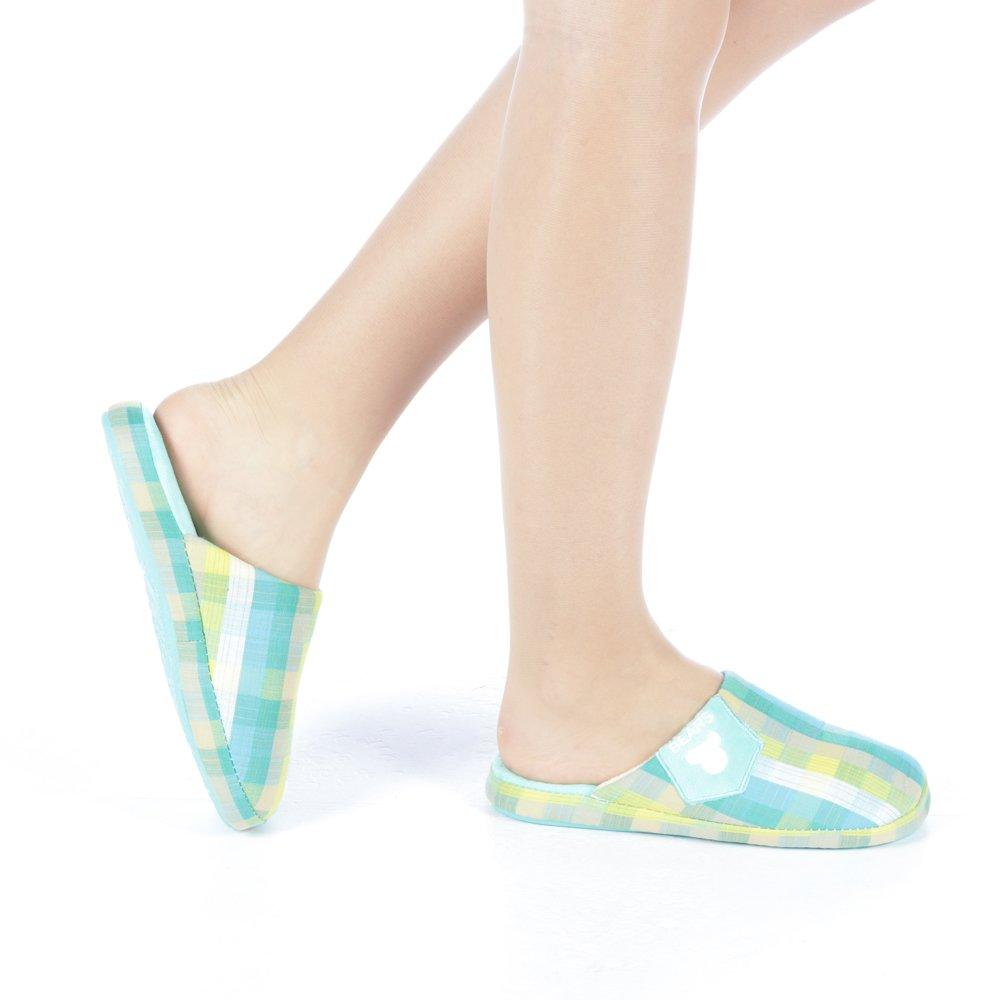 Papuci dama Bansi verzi