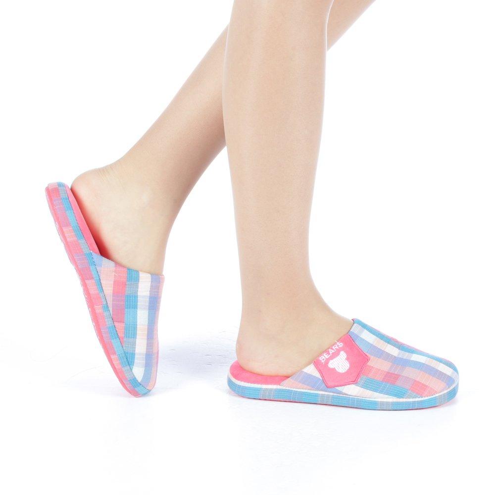 Papuci dama Bansi roz