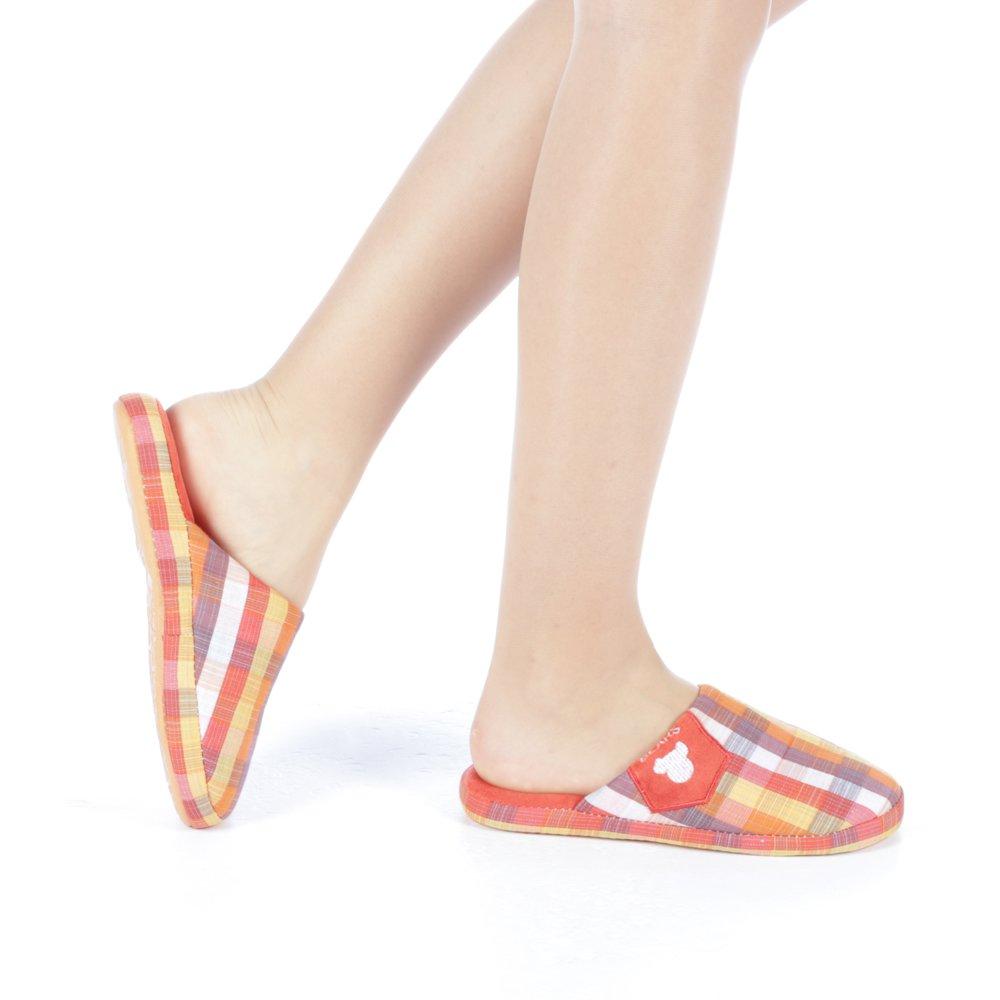 Papuci dama Bansi portocalii
