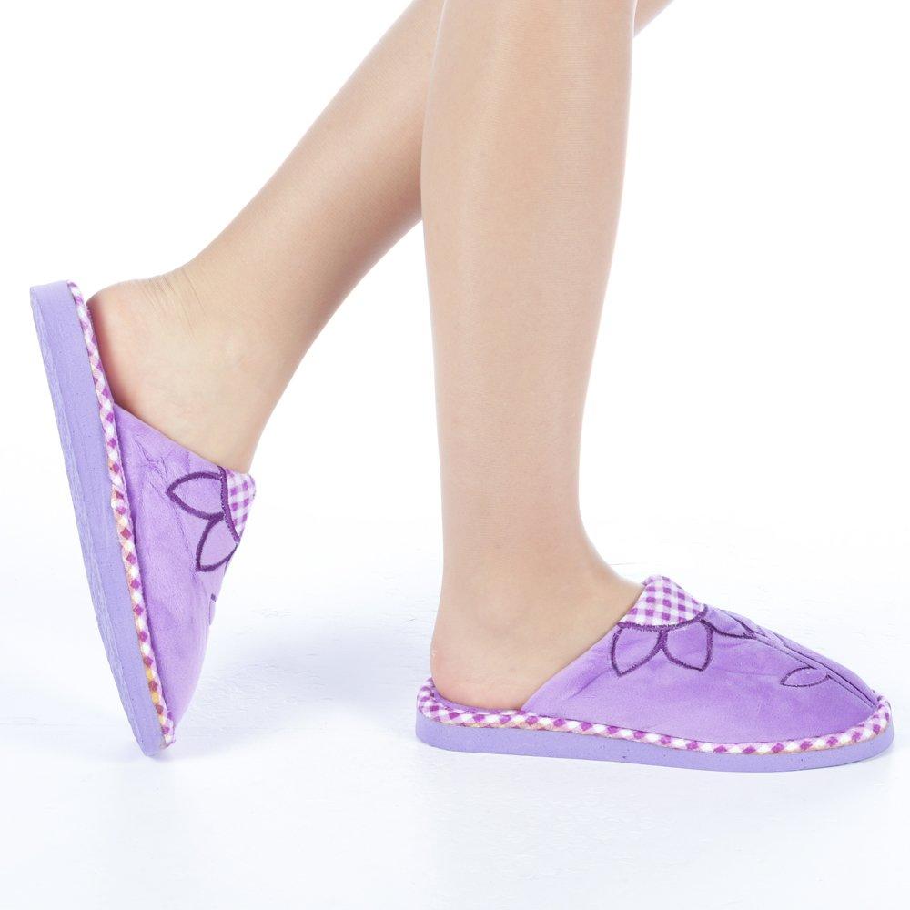 Papuci dama Girina mov