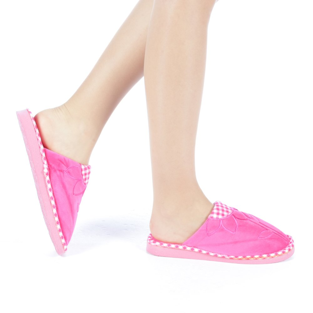 Papuci dama Girina roz