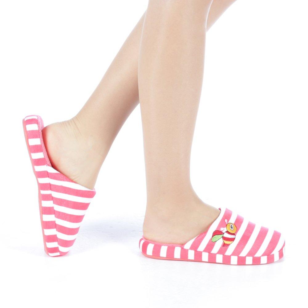 Papuci dama Satia rosii