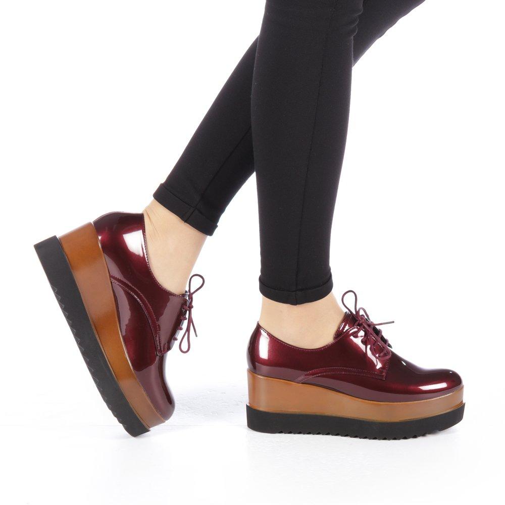 Pantofi Dama Evita Grena