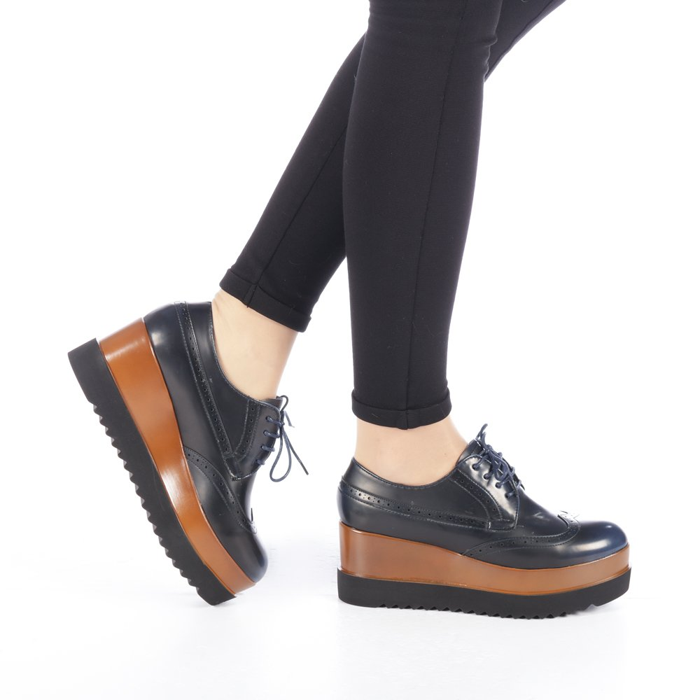 Pantofi Dama Minya Albastri