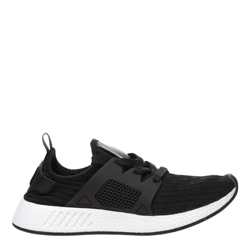 Pantofi Sport Barbati Lovino Albi Cu Negru