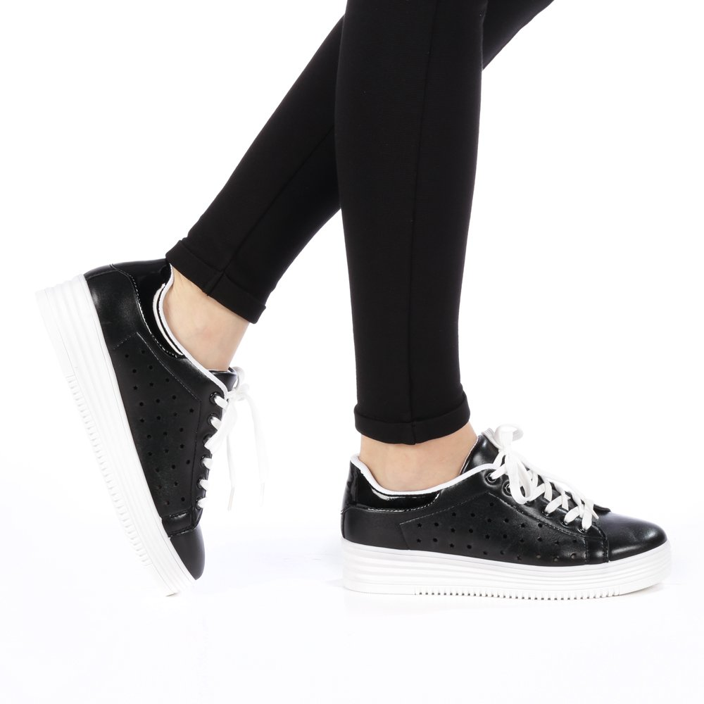 Pantofi sport dama Gerda negri