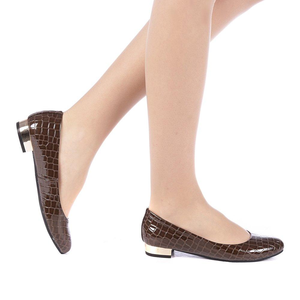 Pantofi dama Povva khaki