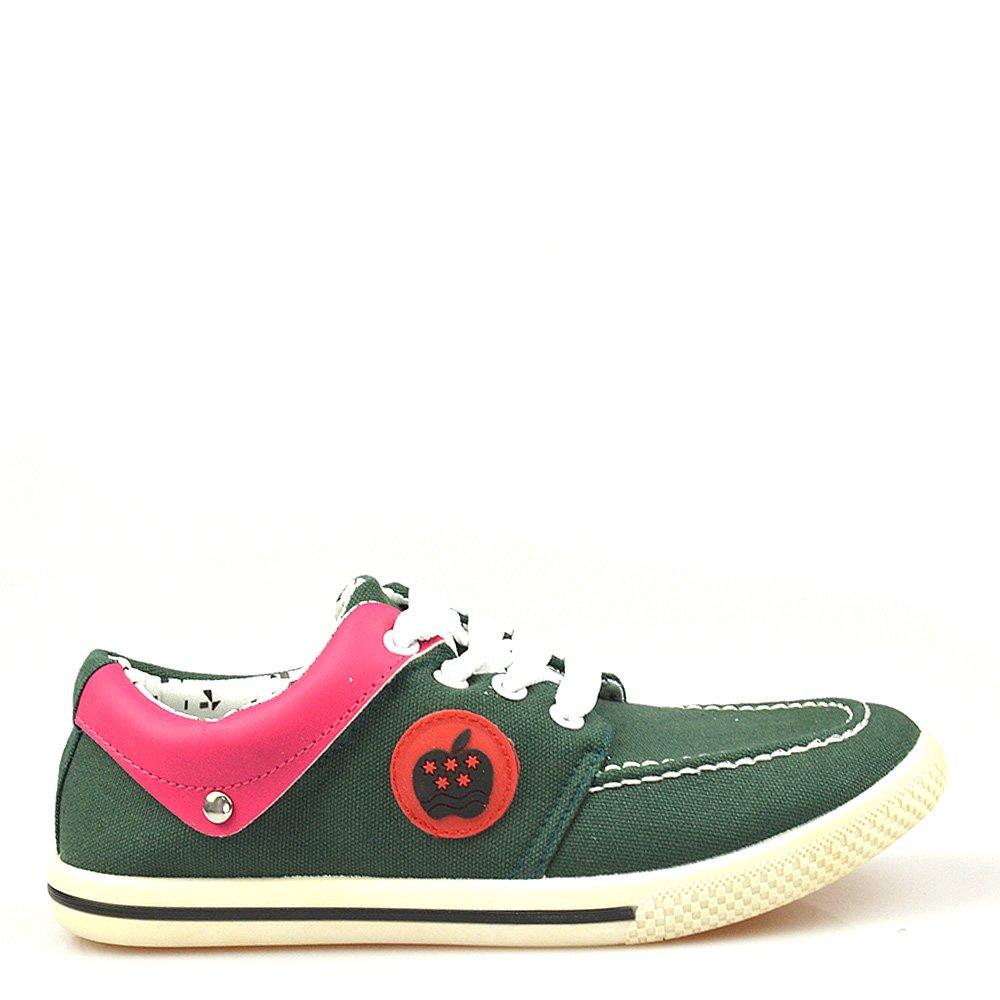 Pantofi sport dama verzi Vivan