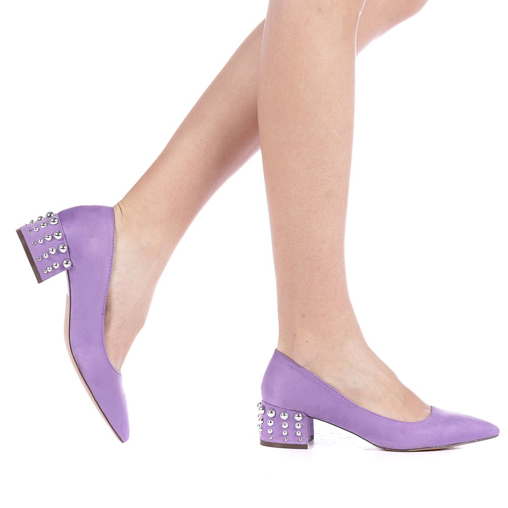 Pantofi dama Ozzy mov