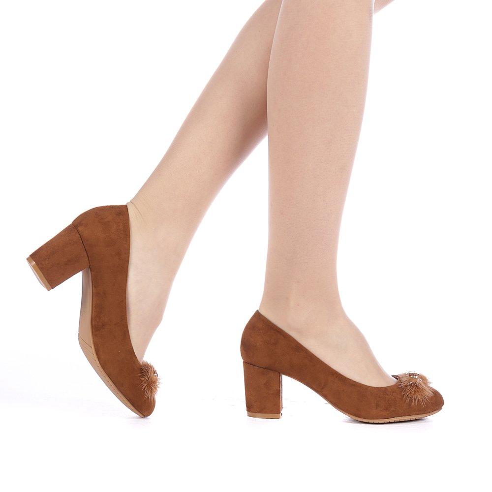 Pantofi dama Jossyl camel