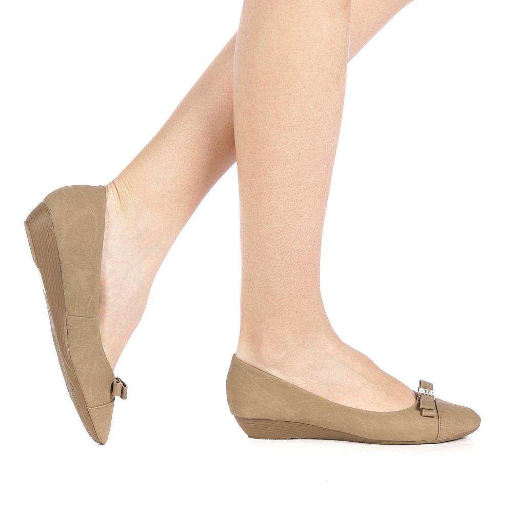 Pantofi dama Gheraso khaki