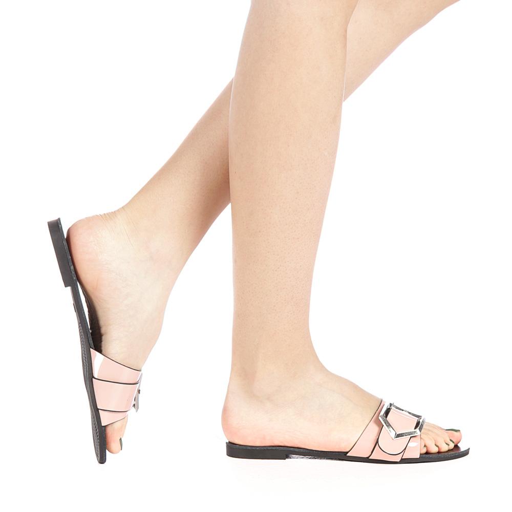 Papuci dama Zimar roz