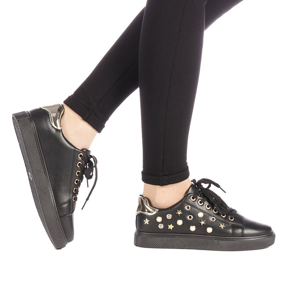 Pantofi sport dama Farimo negri