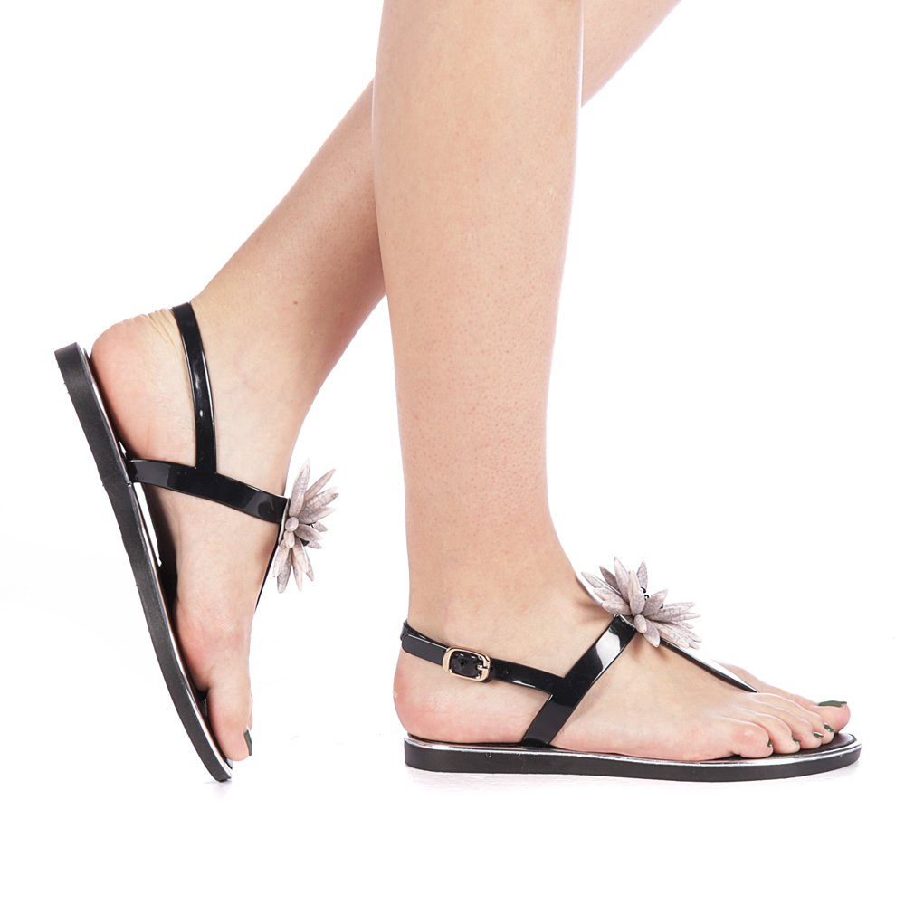 Sandale dama Navar negre