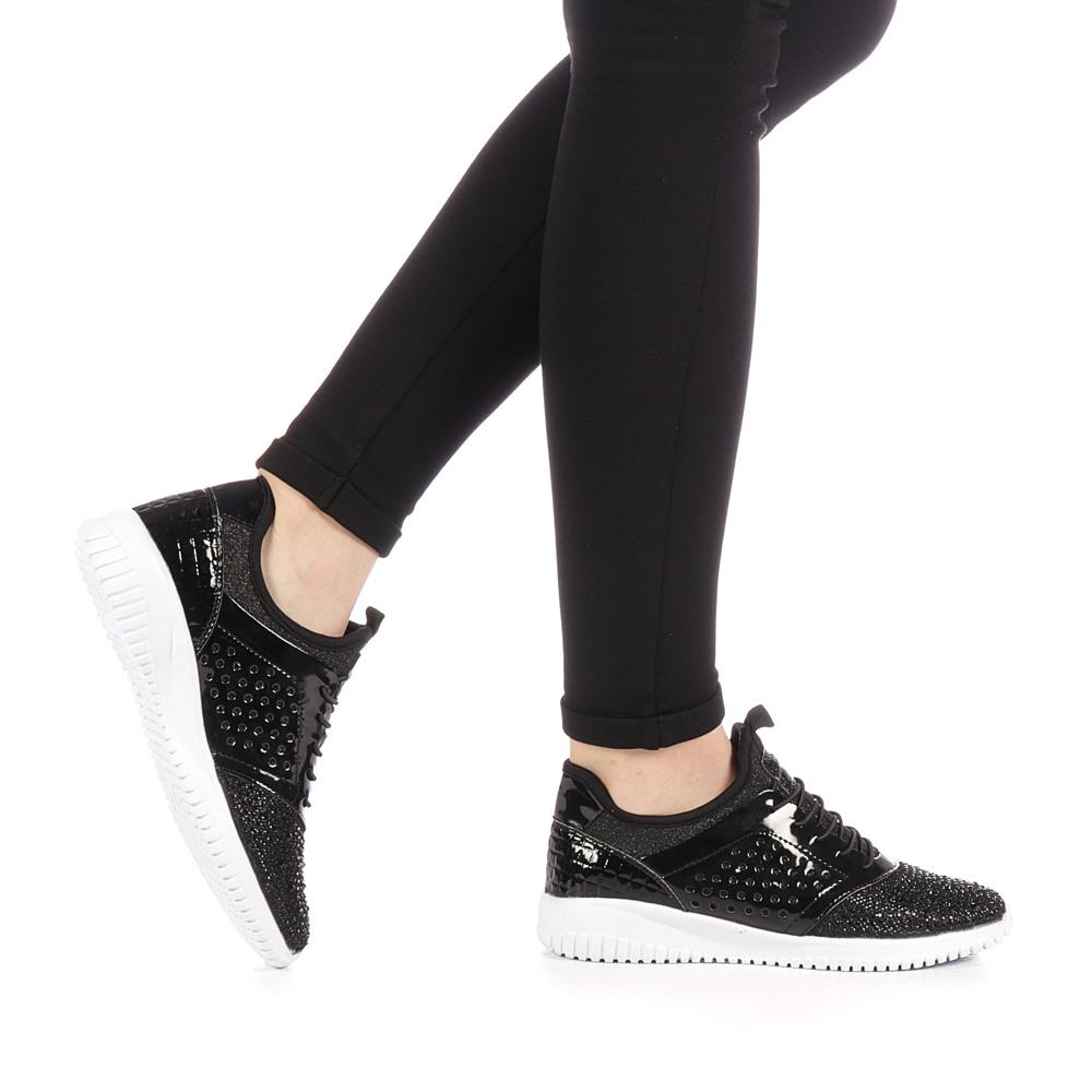 Pantofi sport dama Movin argintii