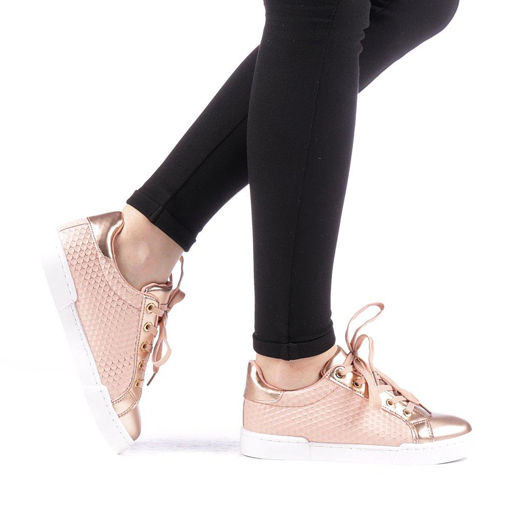 Pantofi sport dama Amul roz