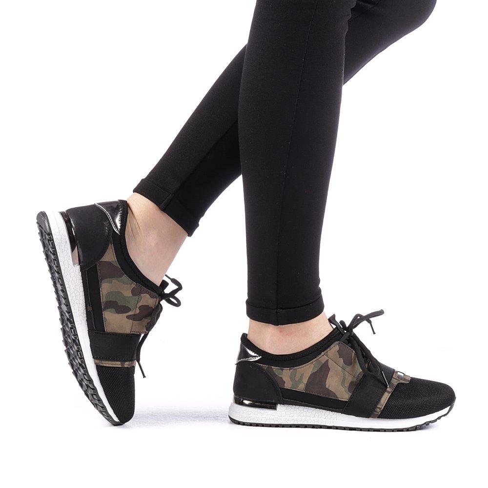 Pantofi sport dama Kamafa negri