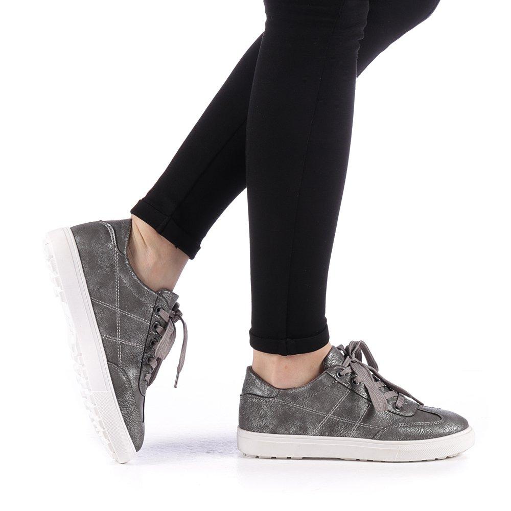 Pantofi sport dama Ladyos gri