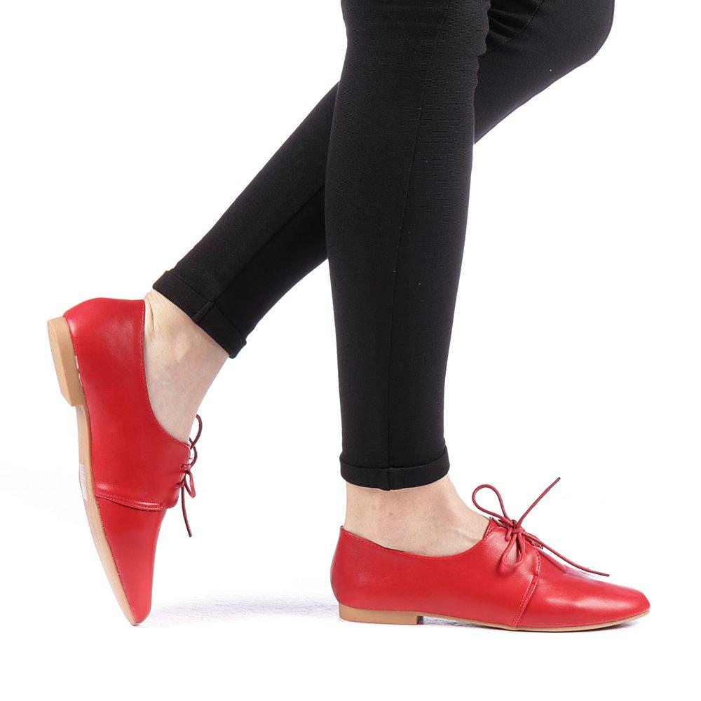 Pantofi dama Alow rosii
