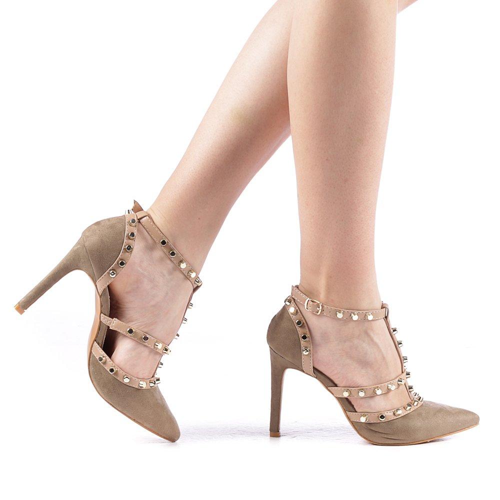 Pantofi dama Gavrel verzi