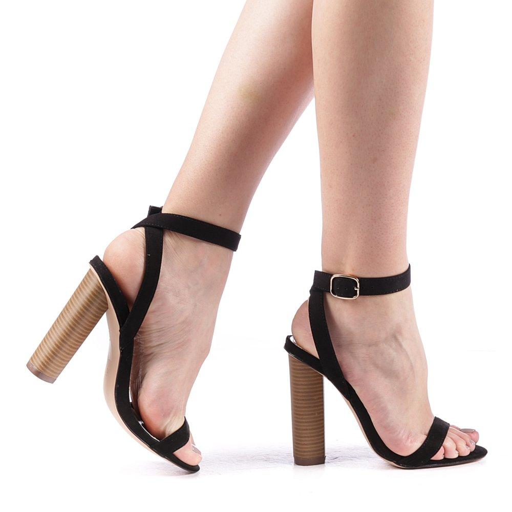 Sandale Dama Zivon Negre