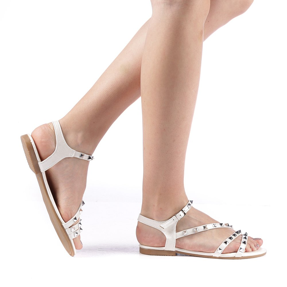Sandale Dama Biemo Albe