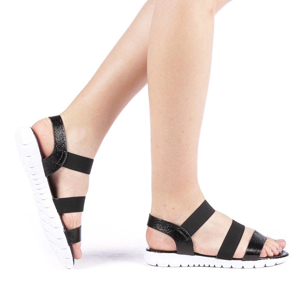 Sandale dama Stawa negre